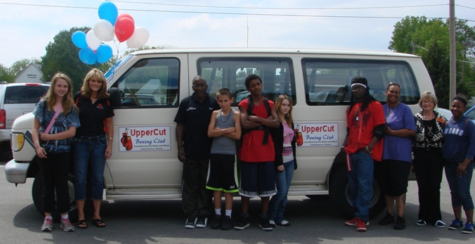 group photo with van 1webready